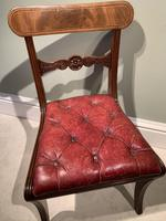 Simply Incredible Set of 14 Regency Dining Chairs c.1820 (6 of 6)
