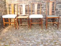 Richard Norman Shaw Set of Eight Chairs (9 of 9)