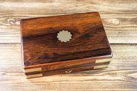 William IV Rosewood Table Box 1830 (6 of 10)