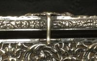 Edwardian Irish Silver Plated Trinket or Jewellery Box (3 of 12)