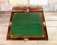 William IV Rosewood Lapdesk 1830 (4 of 10)
