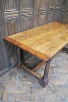 Antique Farmhouse Kitchen Table (7 of 8)
