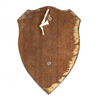 HMS Victory Centennial Copper Shield (5 of 5)