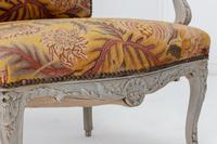 Pair of 1920s French Painted Chairs (8 of 10)