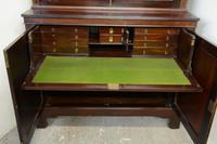 Georgian Mahogany Bookcase (7 of 7)