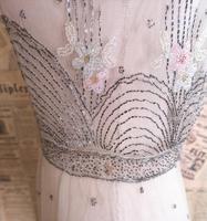 Vintage 1920's beadwork dress, Art Deco (10 of 20)