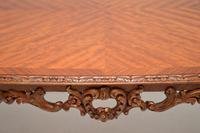 Antique French Kingwood Dining Table & Ten Chairs (20 of 23)