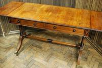 Antique Regency Sofa Table (8 of 8)