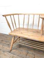 Mid Century Hall Bench or Telephone Table (6 of 13)