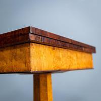 Bird's Eye Maple Folding Table (12 of 12)
