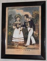Three Romantic Regency Tinsel Prints (7 of 7)