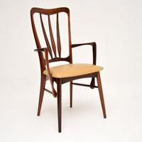 1960's Danish Rosewood & Leather Dining Chairs by Niels Kofoed (8 of 12)