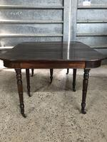 Regency concertina dining table (6 of 13)