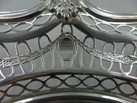 Antique Silver Dish London 1904 (5 of 8)