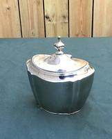 Victorian Silver Plate Tea Caddy  by Thomas Wilkinson &Son (2 of 5)