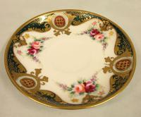 Noritake Porcelain Trio Cup Saucer & Plate. (5 of 9)