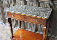 French Mahogany Console / Hall Table (3 of 6)