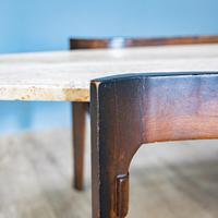 Vintage Italian Marble Coffee Table (5 of 9)