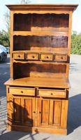 1960s Fruitwood Dresser with Spice Drawers