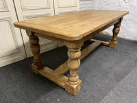 Pine Farmhouse Dining Table (2 of 17)