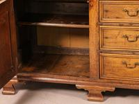 Superb Georgian Oak Serving Dresser Large (18 of 20)