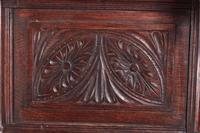 Fantastic 19th Century Antique Carved Oak Dresser (8 of 14)