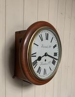 10 Inch Fusee Harrods Dial Clock (3 of 8)