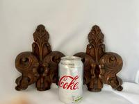 Victorian English Carved Pew End (2 of 4)