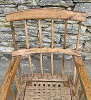 Antique Primitive Westcountry Stick Back Windsor Chair (9 of 18)