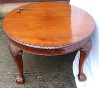 1940s Quality Mahogany Table (3 of 5)