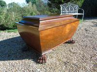 Large Good Quality Mahogany Cellarette Robsons of Newcastle (4 of 11)