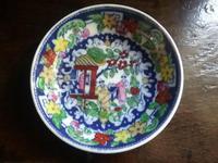 Polychrome Teabowl & Saucer (5 of 7)