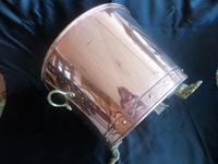 Copper Log Bin (3 of 7)