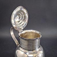 Victorian lidded beer or cider jug (3 of 4)