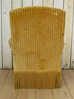 Antique French Tub Armchair for re-upholstery (7 of 8)