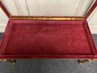 French Gilt Bijouterie Cabinet Coffee Table (13 of 15)