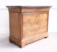 19th Century Burr Walnut Commode (2 of 9)