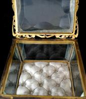 Antique French jewellery casket (11 of 14)