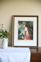 Frances Walker Framed Print