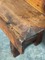 Rustic French Hall Bench (12 of 23)