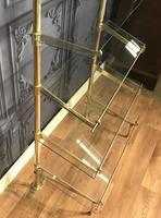 Edwardian Brass Shop Fitting (4 of 8)