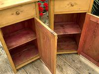 Two 'will split' Lovely & Matching Bedside Cabinets / Cupboards (5 of 8)