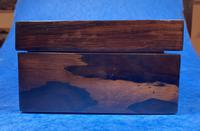 William IV Rosewood Jewellery Box With Mother Of Pearl Inlay (3 of 17)