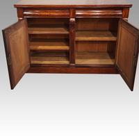 Victorian Mahogany Chiffonier Sideboard (5 of 7)