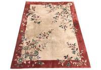 Antique Chinese Art Deco Carpet (2 of 12)