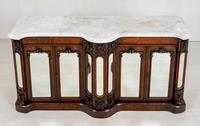 Victorian Walnut Side Cabinet (4 of 10)