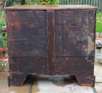 Early 18th Century Walnut Kneehole Desk (10 of 10)