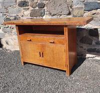 Rare Heal's Oak Cabinet Come Table (2 of 7)