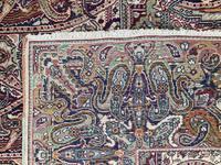 Antique Kirman Carpet (10 of 10)