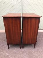 Pair of Mahogany Bedside Cabinets (9 of 11)